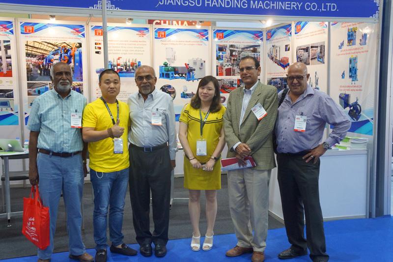 2015年泰国(东南亚)国际管材线材展览