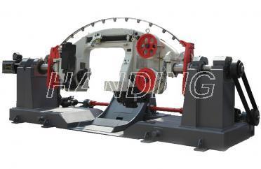1250D-2500D束绞机