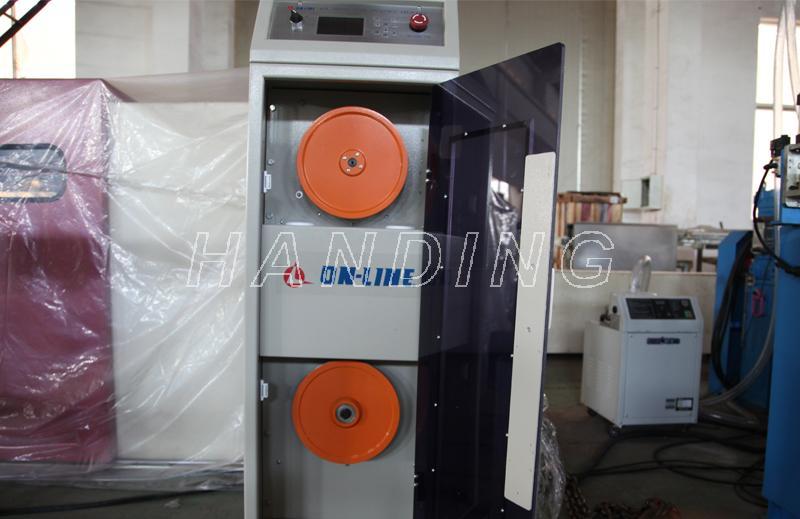 高精度氟塑料铁氟龙(高温)押出机和双色机
